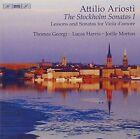 Attilio Ariosti: The Stockholm Sonatas 1 (CD, Jun-2006, BIS (Sweden))