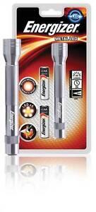 Energizer metal led torche light (2xAA)  </span>