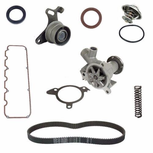 For BMW E28 E30 528e 325 Timing Kit Belt Tensioner Water Pump Valve Cover Gasket
