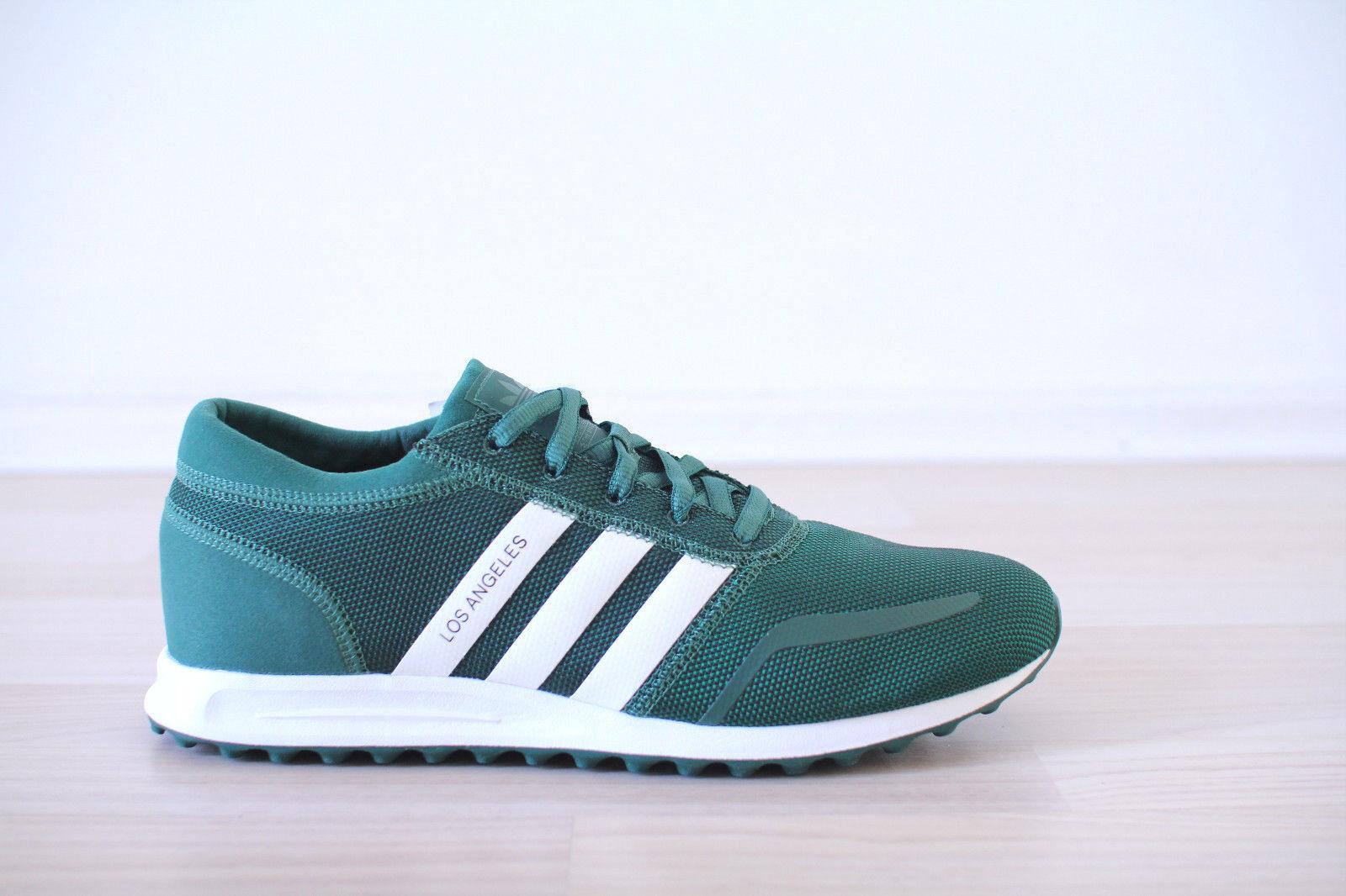 Adidas Los Angeles Grün Weiß Gr. 39,40,42,43,44 NEU NEU 39,40,42,43,44 & OVP 3b3e4c
