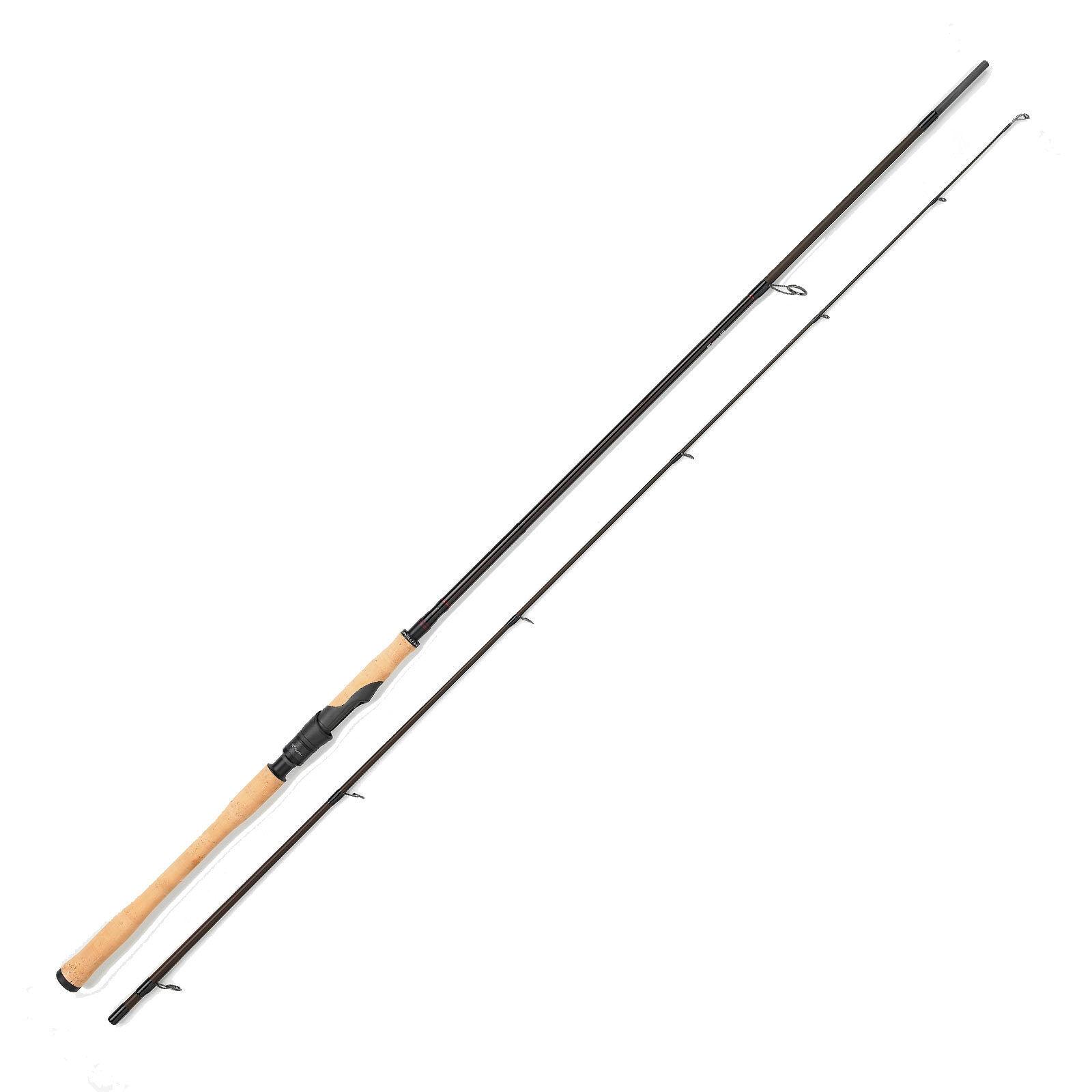 Westin Cocherete fijo caña de pesCoche pesca steckrute-w4 powerlure 240 xh 25-80g