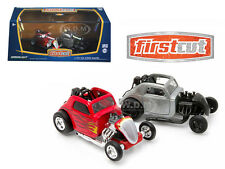 FIRST CUT TOPO FUEL ALTERED HOBBY EXCLUSIVE SET 1/64 BY GREENLIGHT 29848
