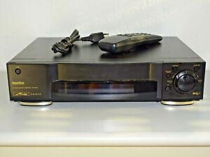 Metz 64VA14 7-Head High-End S-VHS Videorecorder inkl. FB, 2 Jahre Garantie