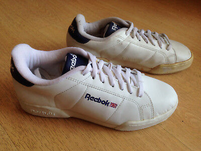 OG Vintage Reebok NPC RAD classic sneakers 6-32659 size US7.5 UK6.5 EUR40  RARE!   eBay