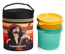 Tupperware Rocker Lunch Box With Insulated Bag JUNIOR