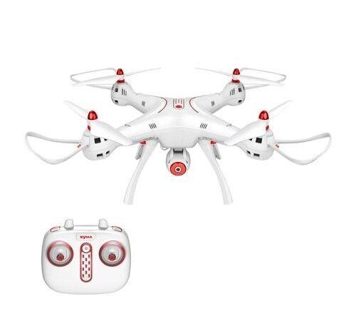 Syma  x8sw wifi fpv 2.4ghz rc drone quadcopter with 720p hd teletelecamera e altitude  vendita online risparmia il 70%