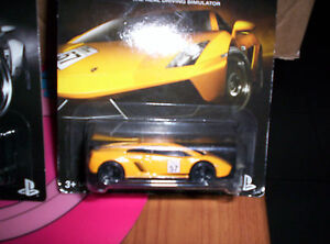 LAMBORGHINI-GALLARDO-LP-570-4-SV-SERIE-GRAN-TURISMO-HOT-WHEELS-SCALA-1-55