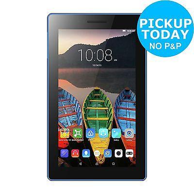 Lenovo Tab 3 10.1 Inch 16GB WiFi Tablet - Black. From the Argos Shop on ebay
