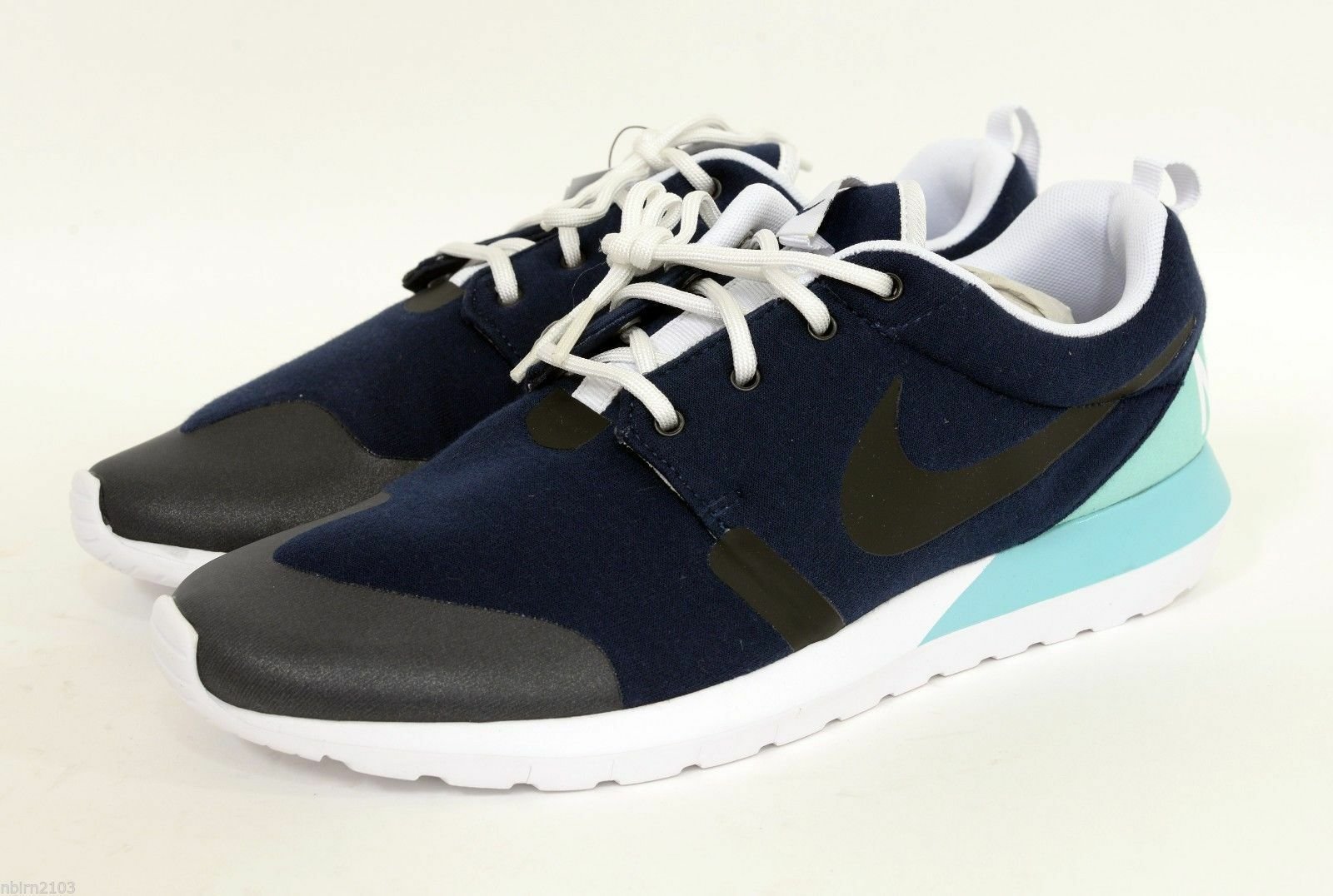 Nike Rosherun NM W SP Fleece Tech Obsidian Roshe 652804-403