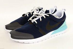 Details about Nike Rosherun NM W SP Fleece Tech Obsidian Roshe 652804 403