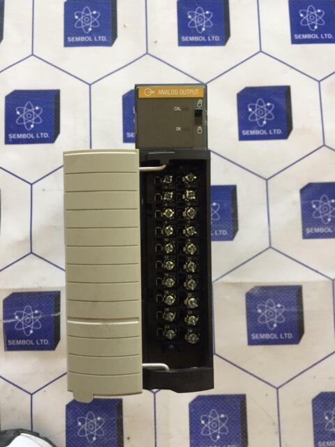 Allen-Bradley ControlLogix 1756-OF8 Ser.A Analog Output Cat.Rev.L01