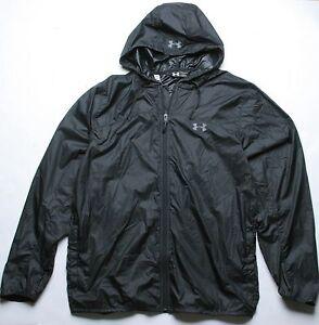 105212bf572f Under Armour Leeward Jacket (L) Black | eBay
