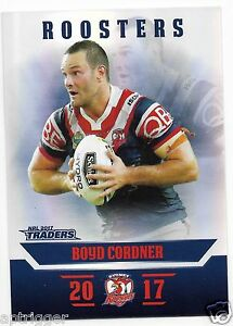 2017-NRL-Traders-Parallel-Special-PS133-Boyd-CORDNER-Roosters