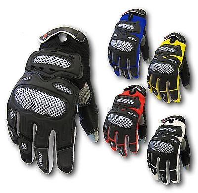 Dirt Bike Gear-MX Motocross Gloves*extra comfy*extra durable*-BMX//Trial//DH//ATV