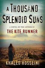 A Thousand Splendid Suns, Hosseini, Khaled Book Hardback