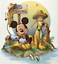 5D-DIY-Diamond-Painting-Disney-Family-Donald-Mickey-Wedding-Wizard-Full-Drill thumbnail 19