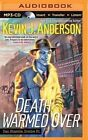 Death Warmed Over by Kevin J Anderson (CD-Audio, 2015)