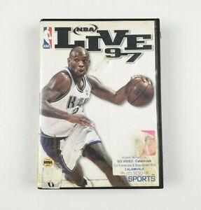 NBA-Live-97-1997-Sega-Mega-Drive-Ex-rental-Missing-Manual