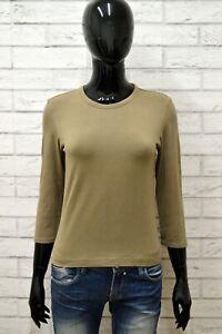 Maglia-SERGIO-TACCHINI-Donna-Taglia-Size-S-Maglietta-Canotta-Camicia-Shirt-Woman