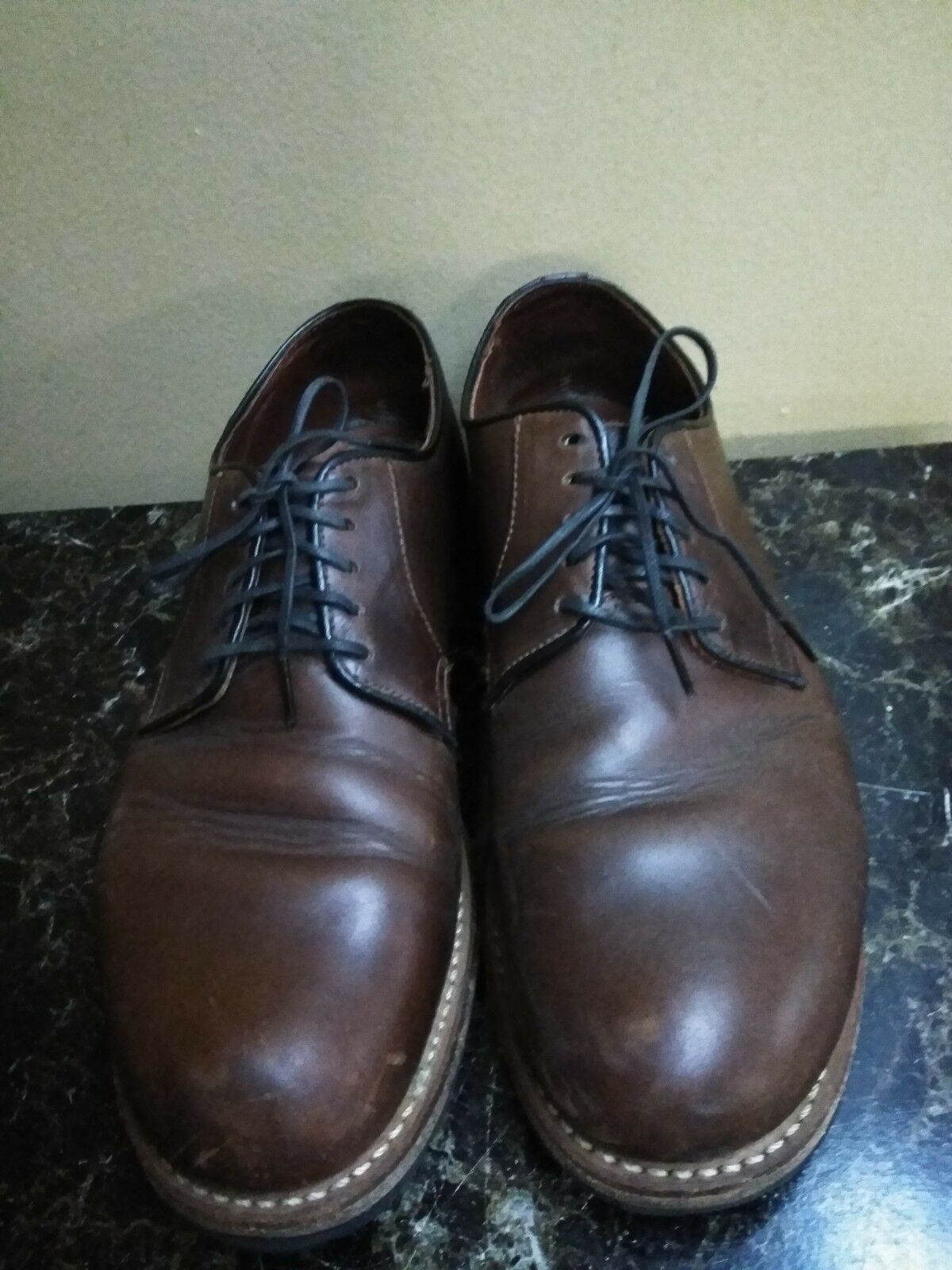 Wood N Stream Men's 7030 American Classic Oxford Brown Size Size Size 10W abca24