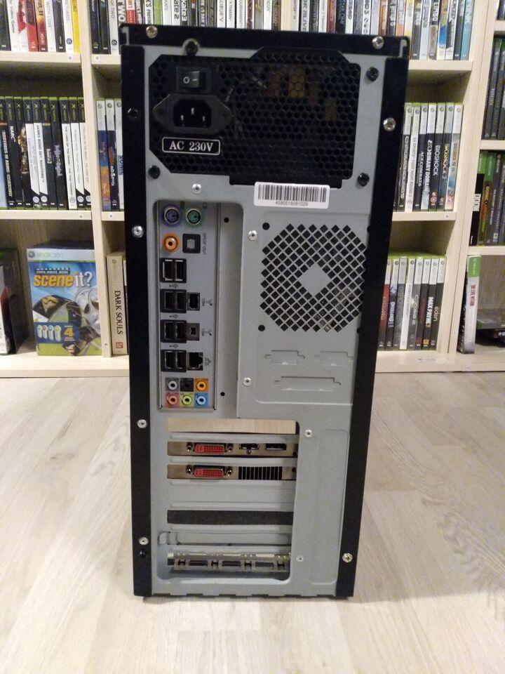 Selvbyg, Let øvet e-gamer, Phenom II X4 940