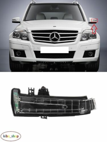 MERCEDES GLK-CLASS X204 2008-2015 NEW WING MIRROR LED INDICATOR LEFT N//S