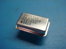 5 Crystek Cco 020 2863636mhz 5v Cmos Crystal Oscillator Clock Full Size