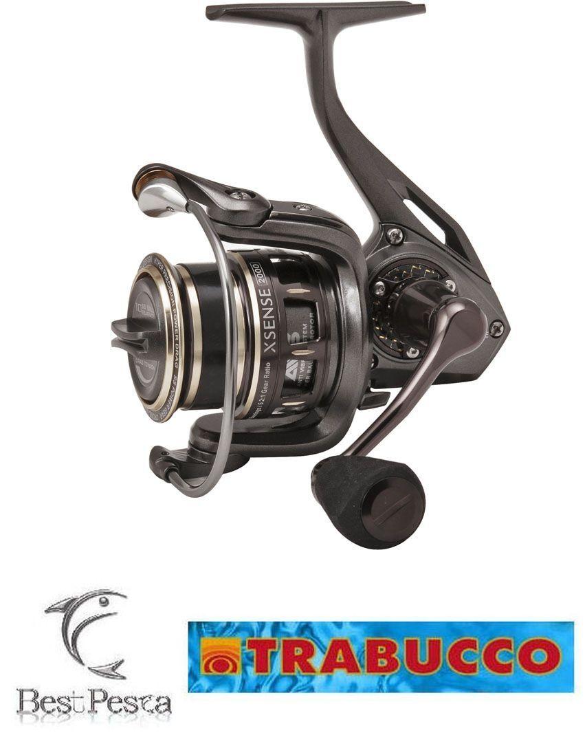 Mulinello TRABUCCO XSENSE 2000  codice 03417200