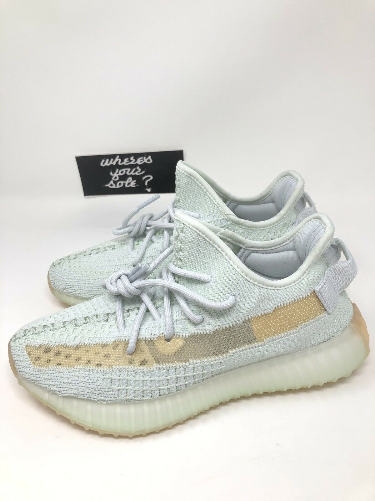 Adidas Yeezy 350 Boost V2 Hyperspace men size 6.5 womens 8 EG7491 DS NEW