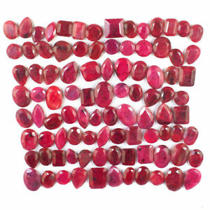 94-Pcs-Natural-Ruby-Pigeon-Blood-Red-9mm-15mm-Mix-Cut-Loose-Gemstones-Wholesale