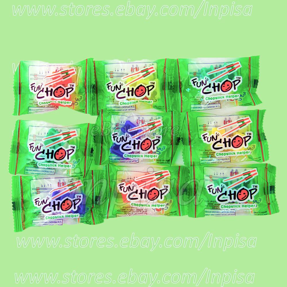FUN Chop 300 formation Baguettes TRICHEURS Helpers emballé individuellement funchop