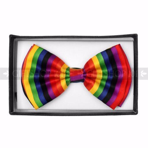 Men Wedding Bowtie Necktie Bow Tie Novelty Tuxedo Classic Fashion Adjustable Tie