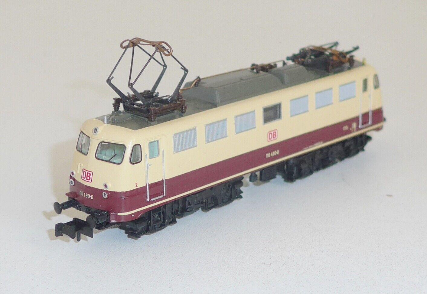 Hobbytrain n 244500 DB e-Lok br 110 490-0 OVP pista n