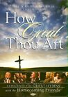 How Great Thou Art 0617884477592 With Bill & Glor Gaither DVD Region 1