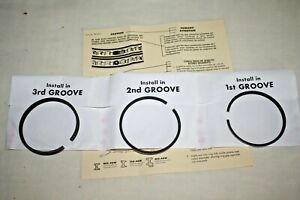 Briggs-amp-Stratton-Piston-Ring-Set-294232-295657-STD-for-Models-60000-80000