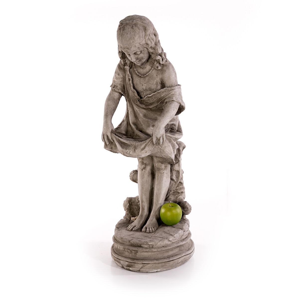 Ragazze Giardino Figure SCULTURE PIETRA Personaggi Sabbia Pietra figure statua 632812