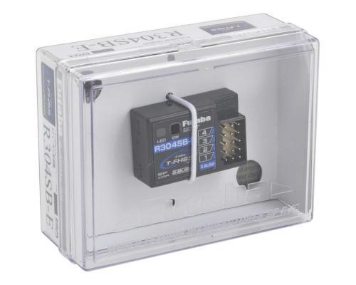 Futaba R304SB-E 2 4ghz FHSS RC Remote Control Telemetry RX Receiver T-FHSS  TFHSS