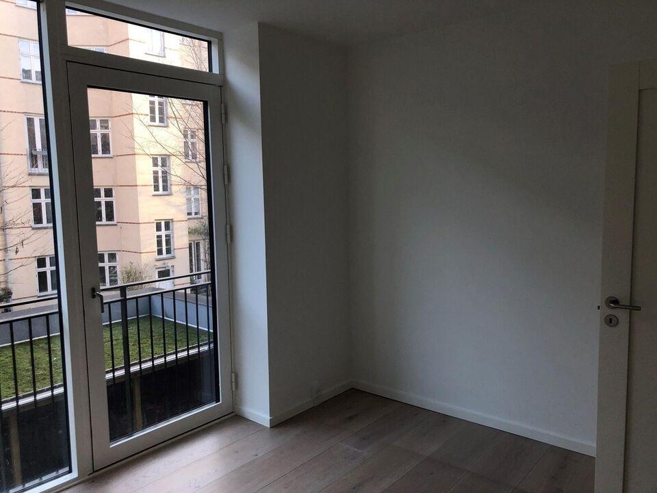 2200 vær. 3 lejlighed, m2 73, Bjelkes Allé