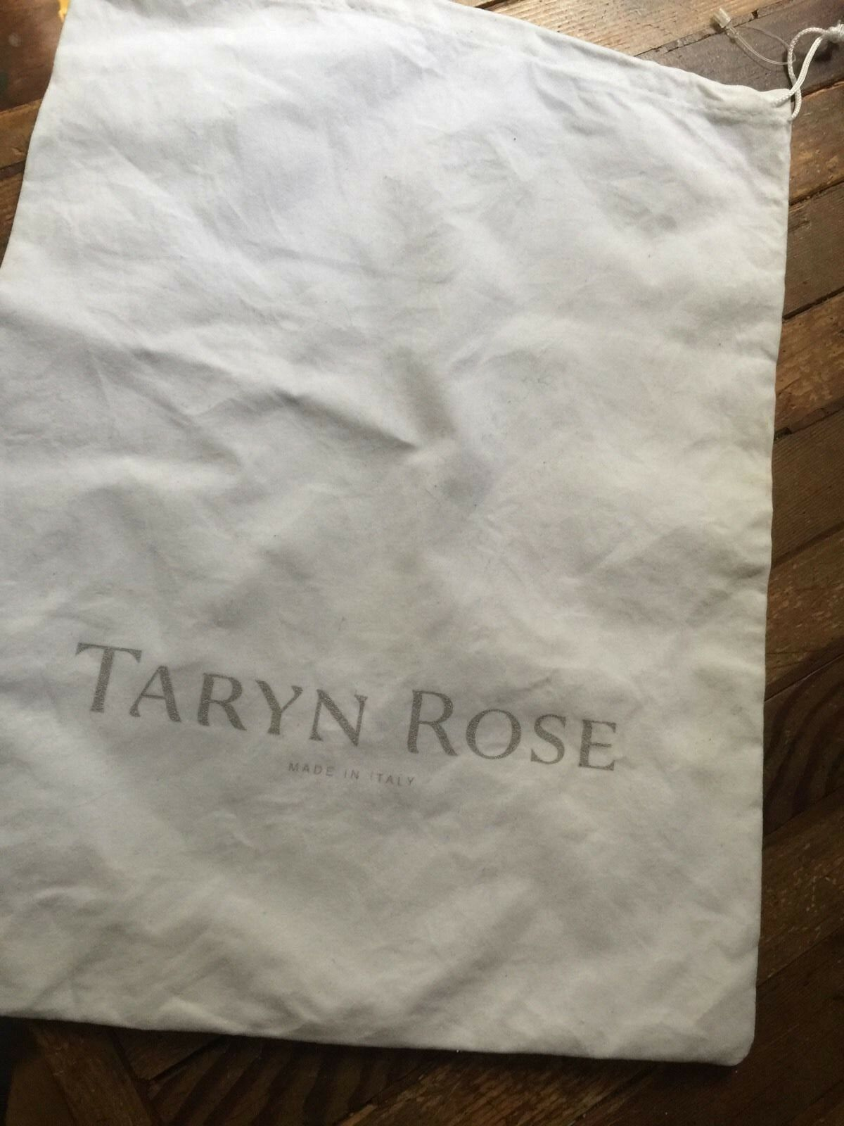 TARYN ROSE COPPER Flats Leder ITALY Niedrig Pumps Embossed Rose ITALY Leder 40.5 US 10 +BAG 764563