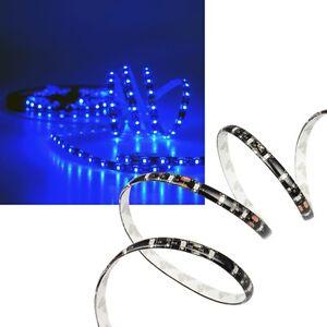 (4,75 €/m) 5m smd LED barre de strip bleu flexible 12v avec 300 smds/LED stripe  </span>