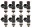 60lb 630cc fuel injectors fits GM LS3 LS7 LS9 L99 corvette camero Z06 ZR1 EV6