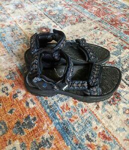 TEVA-Terra-Fi-Sandals-Men-039-s-Size-8-Blue-Water-Sport-Hiking-Trail-Outdoors-6673