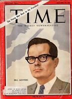 1965 Time October 29 - Bill Moyers; Isabel Peron speaks; SS396; Paul Hornung