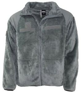 US VESTE Polaire GEN III Level 3 Cold Weather Military Outdoor Jacket lettre  </span>