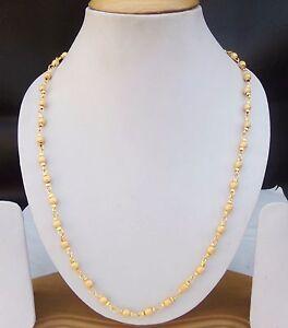 Ethnic-Golden-Beaded-Jewelry-Fashion-Mala-Ethnic-Indian-Women-Chain-Necklace-22-034