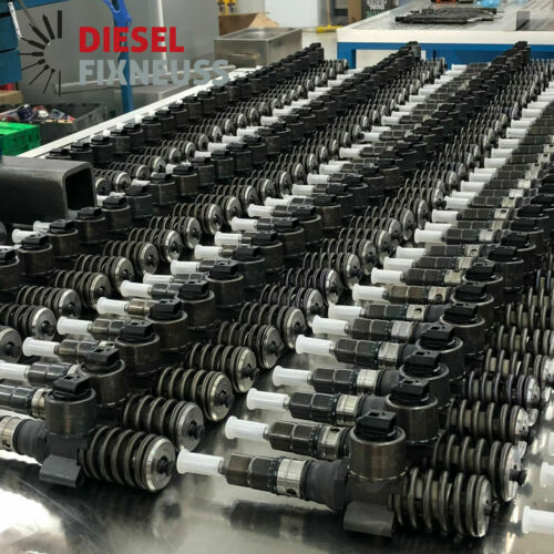 5x Pumpedüse Injektor 0414720228 VW Touareg T5 Bus 2.5 TDI 070130073N 0986441573