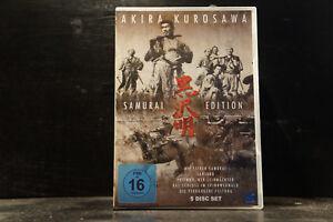 Akira-Kurosawa-Samurai-Edition-5-DVDs