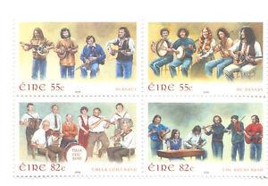 Ireland-Music-Famous-Bands-groups-1919-23-mnh-2008