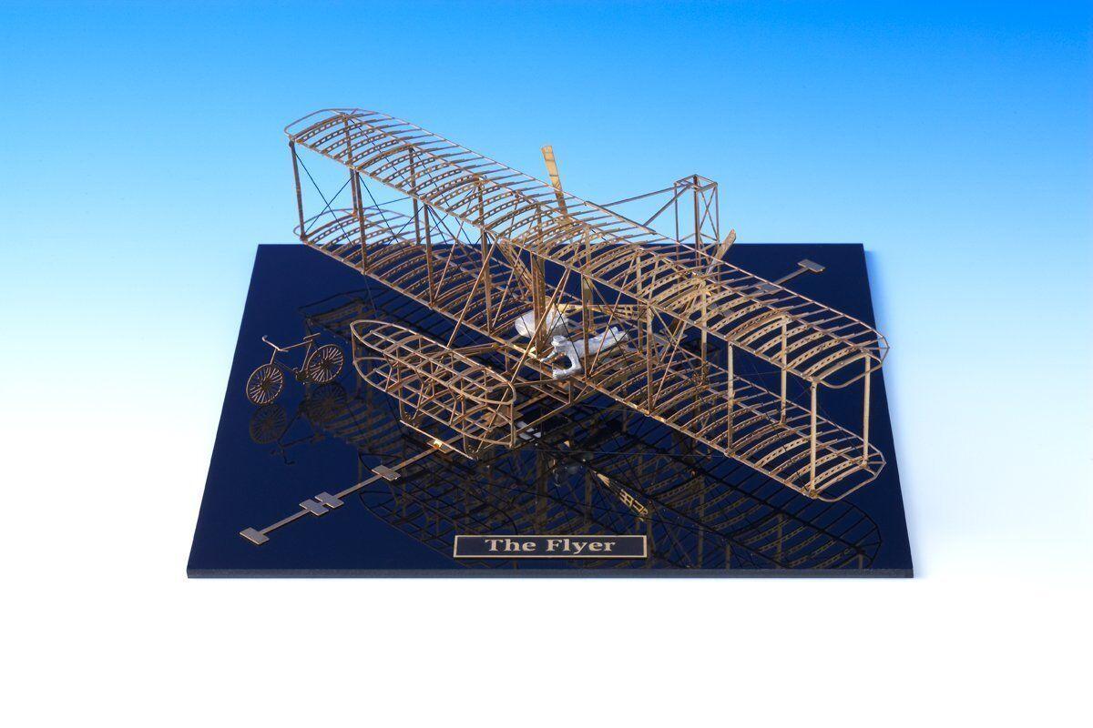 flygagagbas 1  72 flygagaer 1903 A003 Brass modellllerlerl Kit Micro muséeserie MIJ