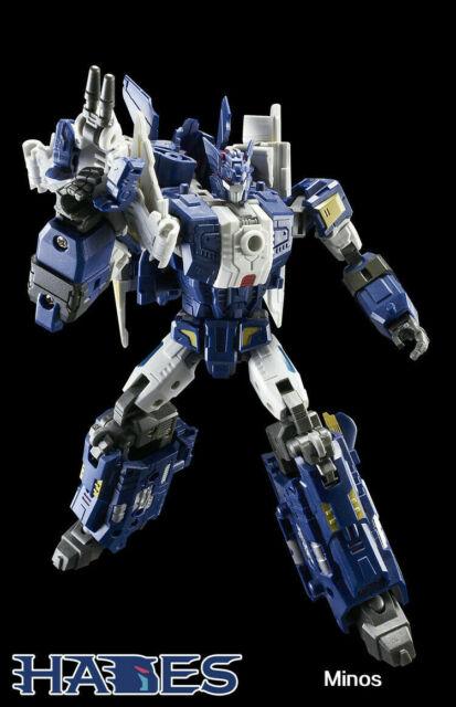 Transformers TFC toy Hades Liokaiser H-01 Minos in Stock